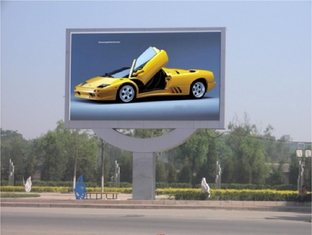 High Brightness P10 Outdoor Full Color LED Screen 320*160mm Module Size